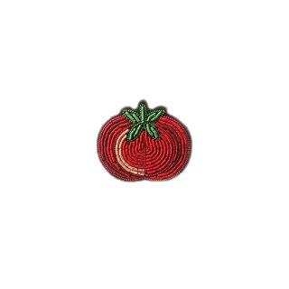 Anstecker Tomate