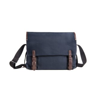 Canvas Kuriertasche Leado