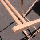 Holz-Liegestuhl Cordoba