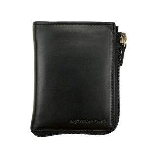 Brieftasche Abio schwarz