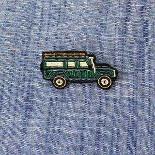 Anstecker Jeep