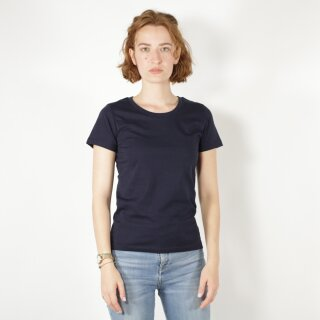 Damen T-Shirt marineblau XXL