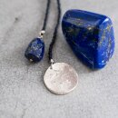 Perlenkette Fairy Sterne mit Lapislazuli