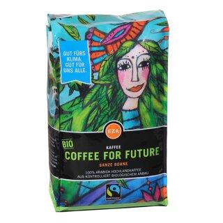 Coffee for Future Bohne 1kg, kbA