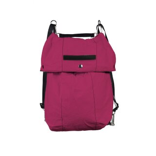 Delivery Rucksack XL 2-in-1 himbeer