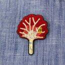 Anstecker Ahornbaum