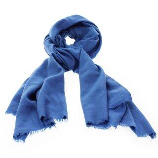 Wollschal Ajala - blau