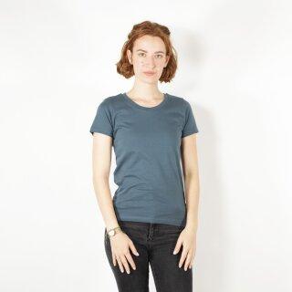 Damen T-Shirt ozean
