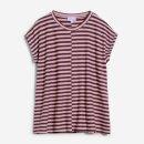 T-Shirt JAARIN KNITTED STRIPE