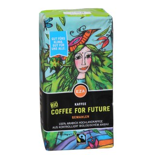 Coffee for Future gemahlen