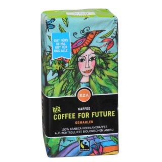 Coffee for Future gemahlen 500g, kbA