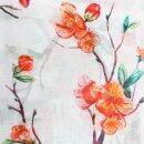 Seiden-Schal Cherry Blossom