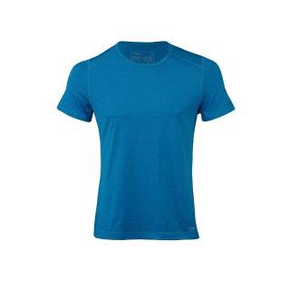 Herren Funktions-Shirt kurzarm, Regular fit, sky