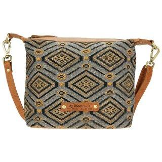 Handtasche TRIBAL, Mustard-Camel