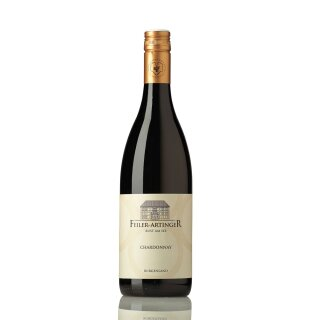 Bio Chardonnay Auslese 2017 süss, 0,75L, Burgenland