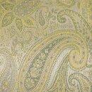 Seiden-Schal Paisley golden fall