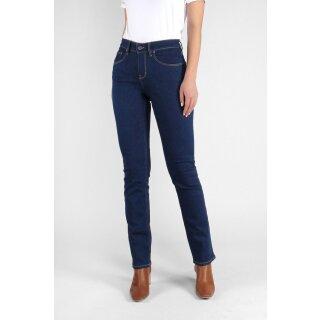 Damen-Jeans Sara Straight Rinse