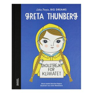 Little People, Greta Thunberg