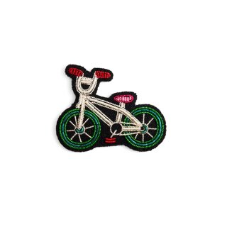 Anstecker Mountainbike