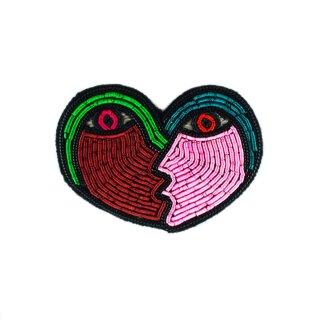 Anstecker Love Heart
