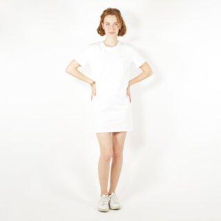 Basic-Kleid weiß