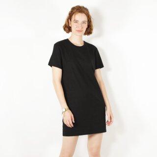 Basic-Kleid schwarz