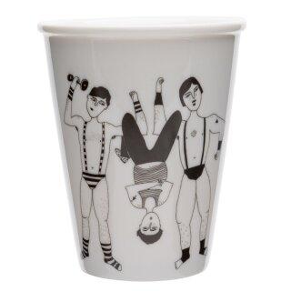 Keramik-Becher - Ronaldo Boys