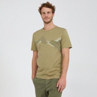 Herren T-Shirt JAAMES DOT MOUNTAINS