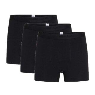 Herren-Pants Maple Uni 3er-Pack Black Jet