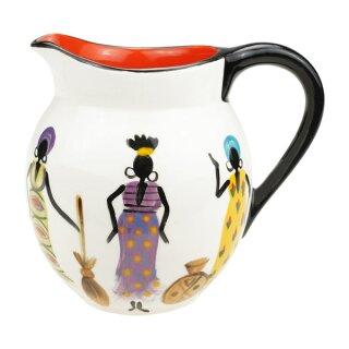 Keramik-Krug Madame, 500ml