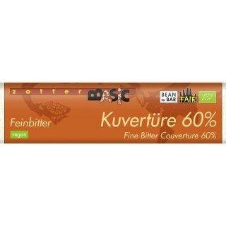 Basic 60 - Feinbitter 130g