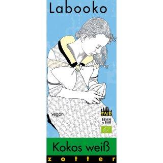 Labooko Kokos weiß vegan