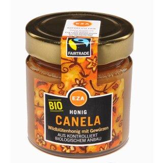 Canela Bio Gewürzhonig 250g