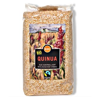 Quinua 500g kbA