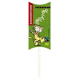 LollyTop Bananen Tiger