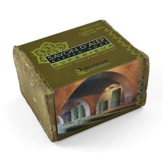 Seife Aleppo 65% Olive 35% Lorbeer 200g