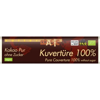 Basic 100 Kakao Pur 120g