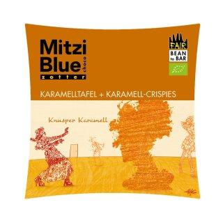 Mitzi Blue Knusper-Karamell