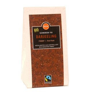 Darjeeling Schwarzer Tee