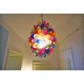 lampe tropfen bunt klein chic ethic fair trade shop. Black Bedroom Furniture Sets. Home Design Ideas