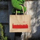 Shoppingtasche Graz rot