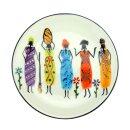 Keramik-Dessertteller Madame, Ø 19 cm