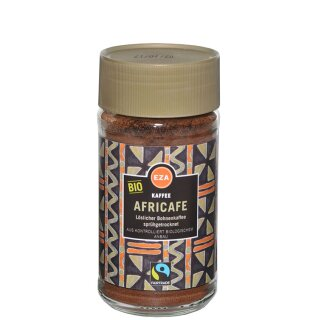 Africafé Löskaffee 100g, kbA
