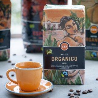 Organico mild gemahlen 250g, kbA
