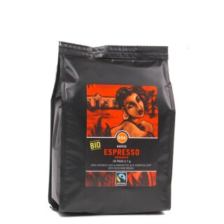 Espresso Organico PADS (18Stk.)