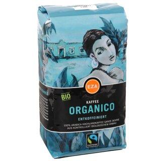 Organico entkoffeiniert Bohne 500g, kbA
