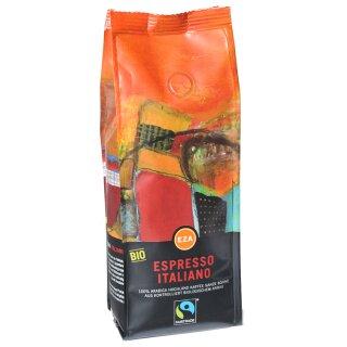 Espresso Italiano Bohne 1kg, kbA