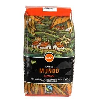 Mundo Espresso Bohne 500g, kbA