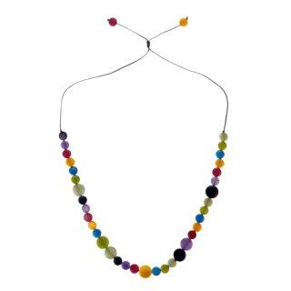 Tagua-Halskette Sina