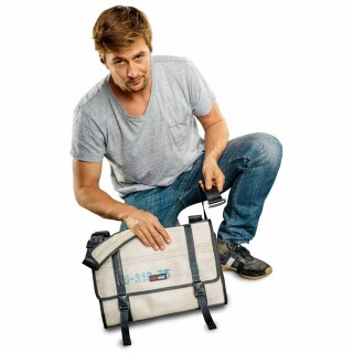 Messengertasche Gordon 15 Liter